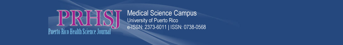 Puerto Rico Health Sciences Journal