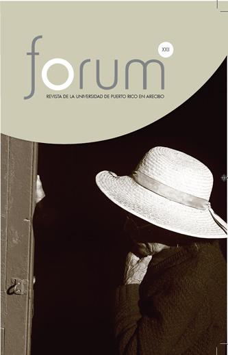 Forum Vol. 22, 2014-2015