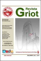 Imagen de la Primera Página de la Revista
