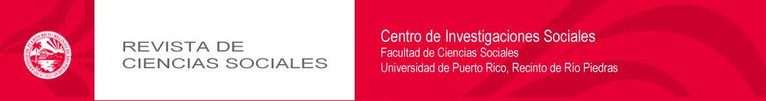 Revista de Ciencias Sociales (UPR, Río Piedras)