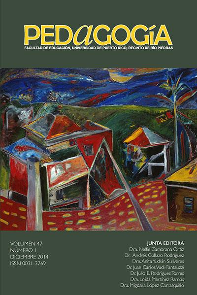 Pedagogía, vol. 47 (2014)