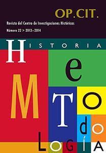 Portada No. 22, 2013-2014