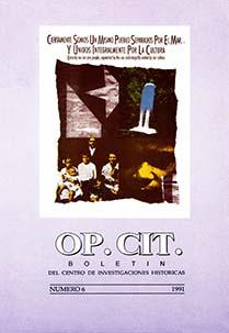 Portada No. 6, 1991