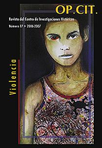 Portada Op. Cit. #17, 2006